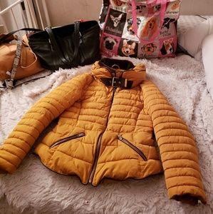 Zara Basic Winter Jacket